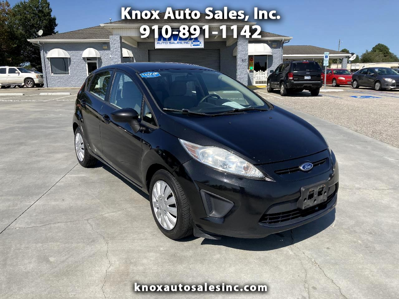 Ford Fiesta 5dr HB S 2012