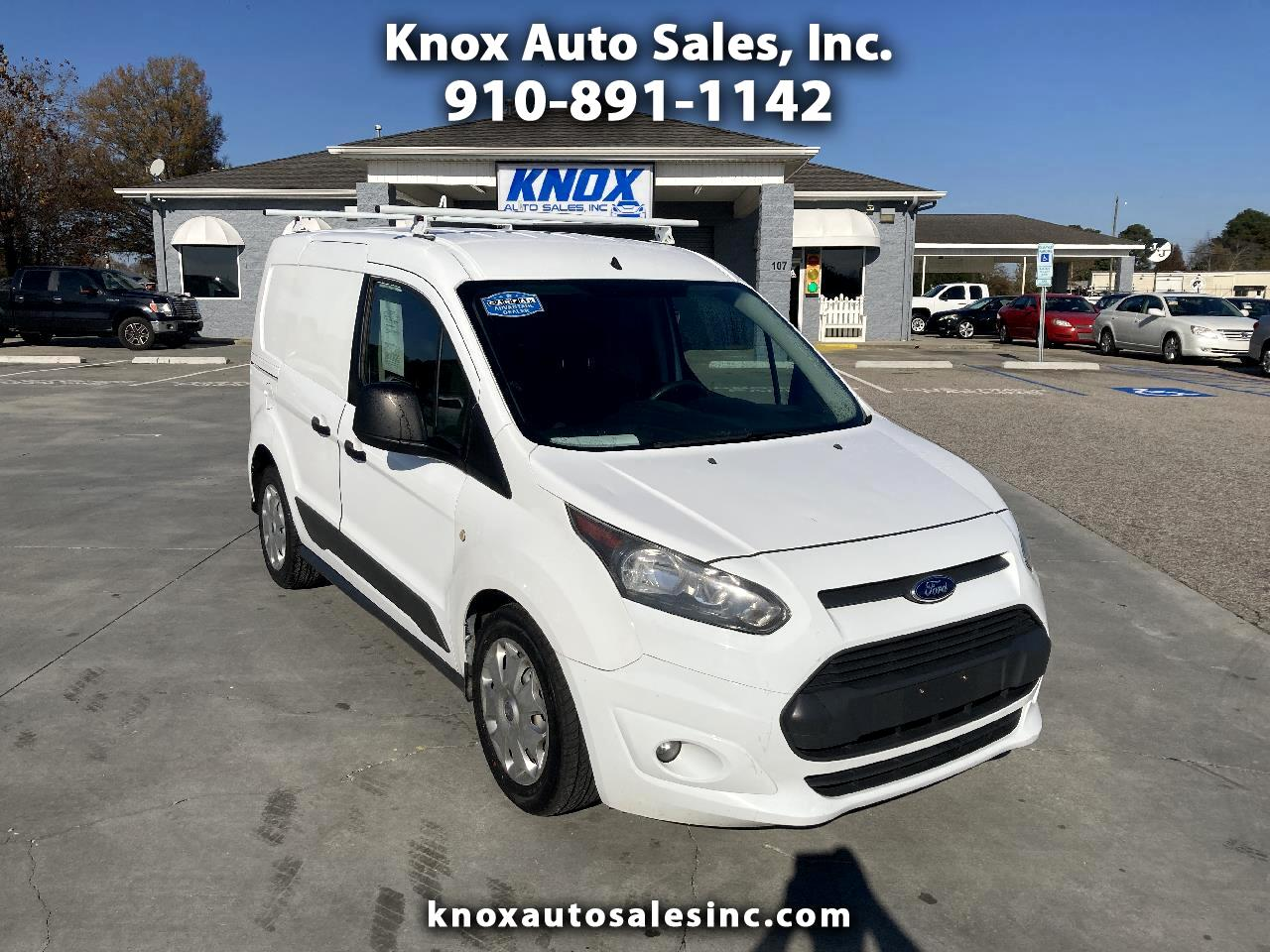 Ford Transit Connect SWB XLT 2014
