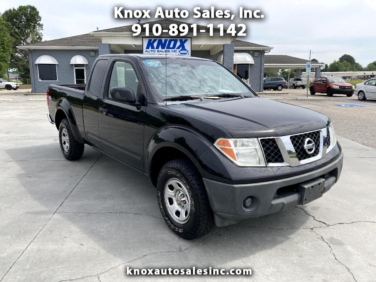 Nissan Frontier 2WD King Cab Auto XE 2007