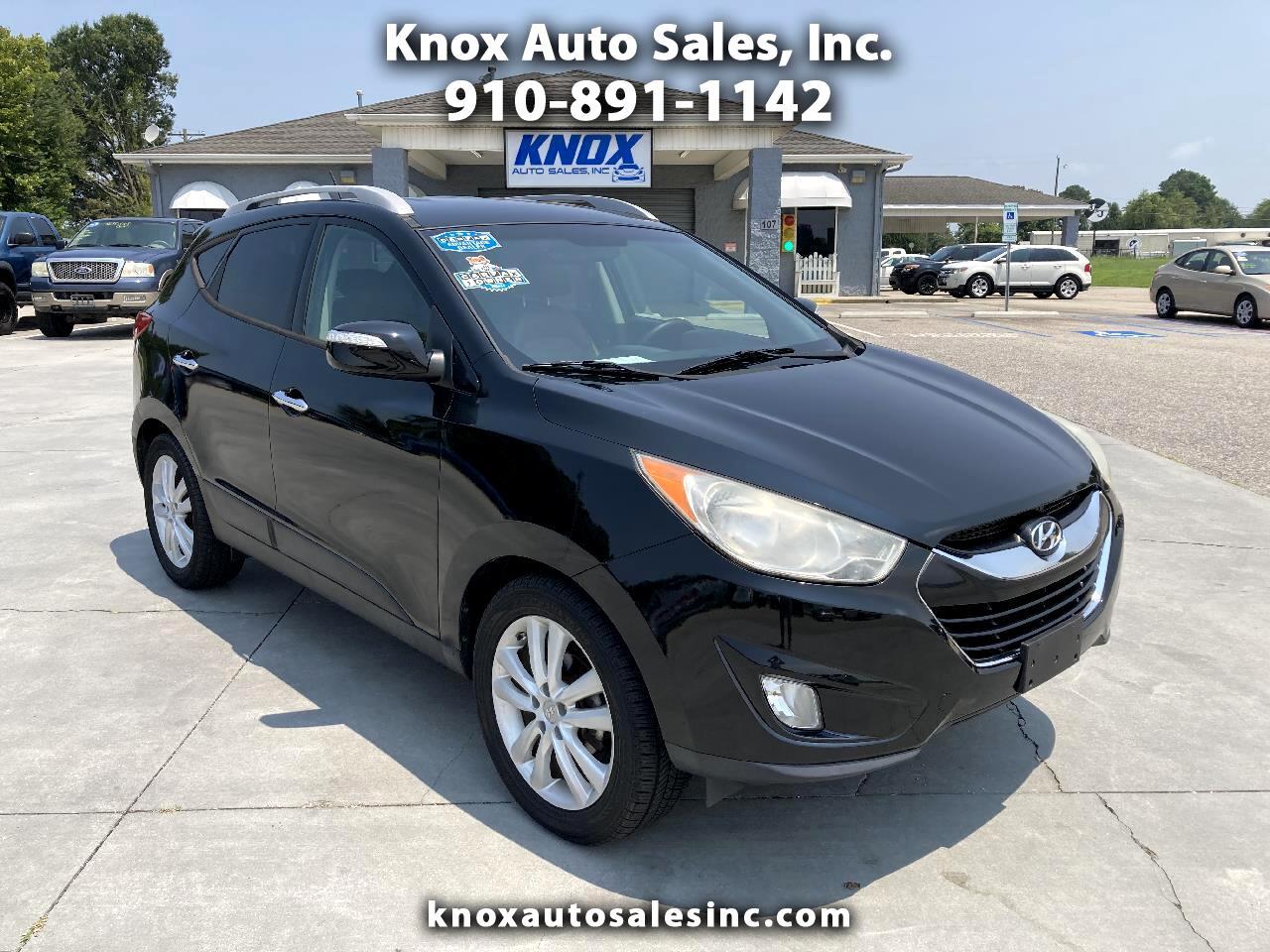 Hyundai Tucson FWD 4dr Auto Limited 2011