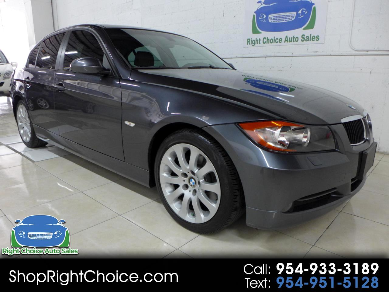2008 BMW 3-Series 328i xDrive Sedan