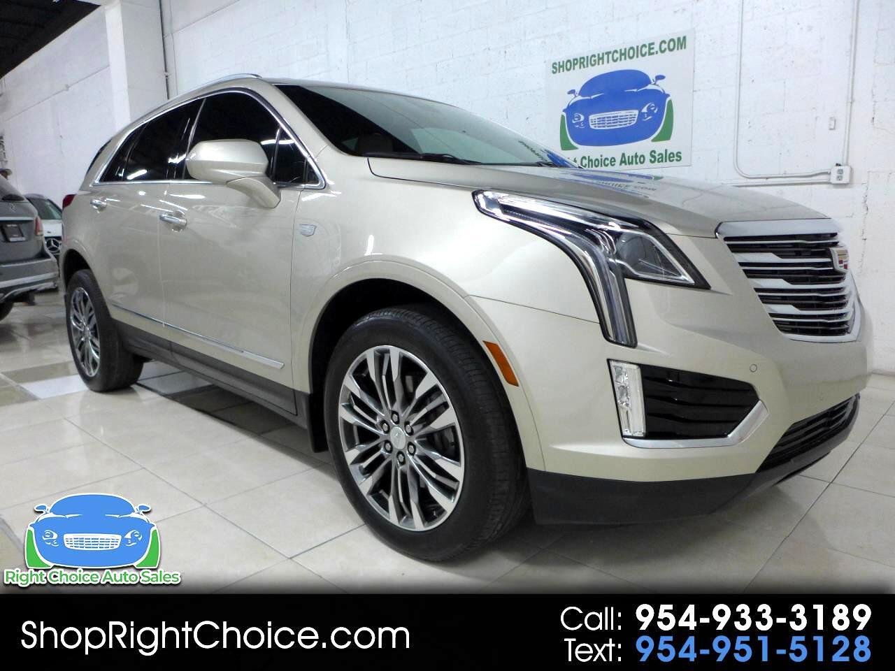 Cadillac XT5 Premium Luxury 2017