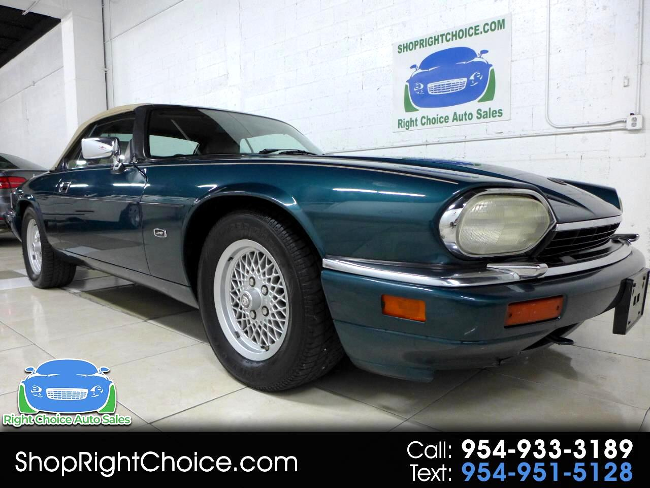 Jaguar XJS 4.0L convertible 1994