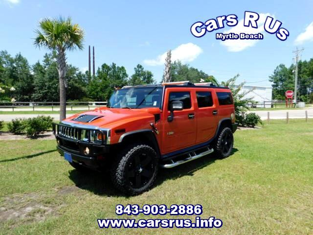 2008 HUMMER H2 4WD 4dr SUV Luxury