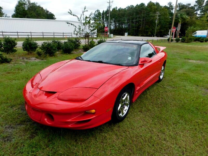 2002 Pontiac Firebird Formula Coupe