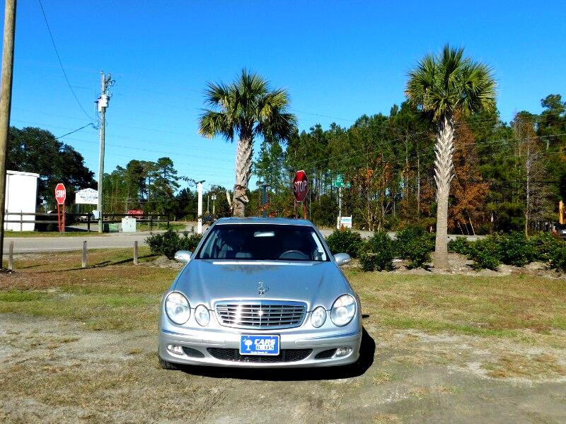 2006 Mercedes-Benz E-Class E500
