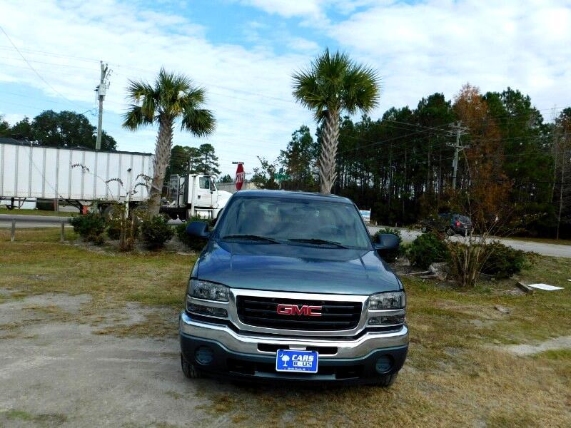 2006 GMC Sierra 1500 SL Crew Cab 2WD