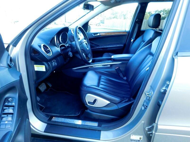 2008 Mercedes-Benz M-Class ML350