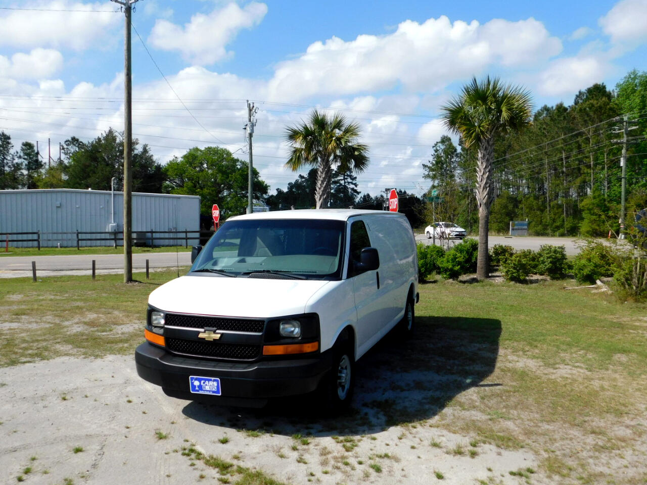 2014 Chevrolet Chevy Cargo Van
