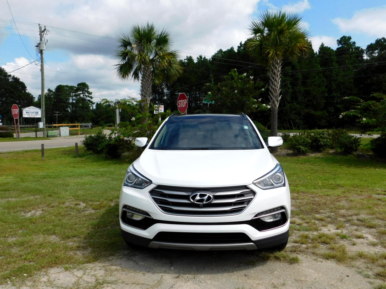 2017 Hyundai Santa Fe Sport 2.4 FWD Technology