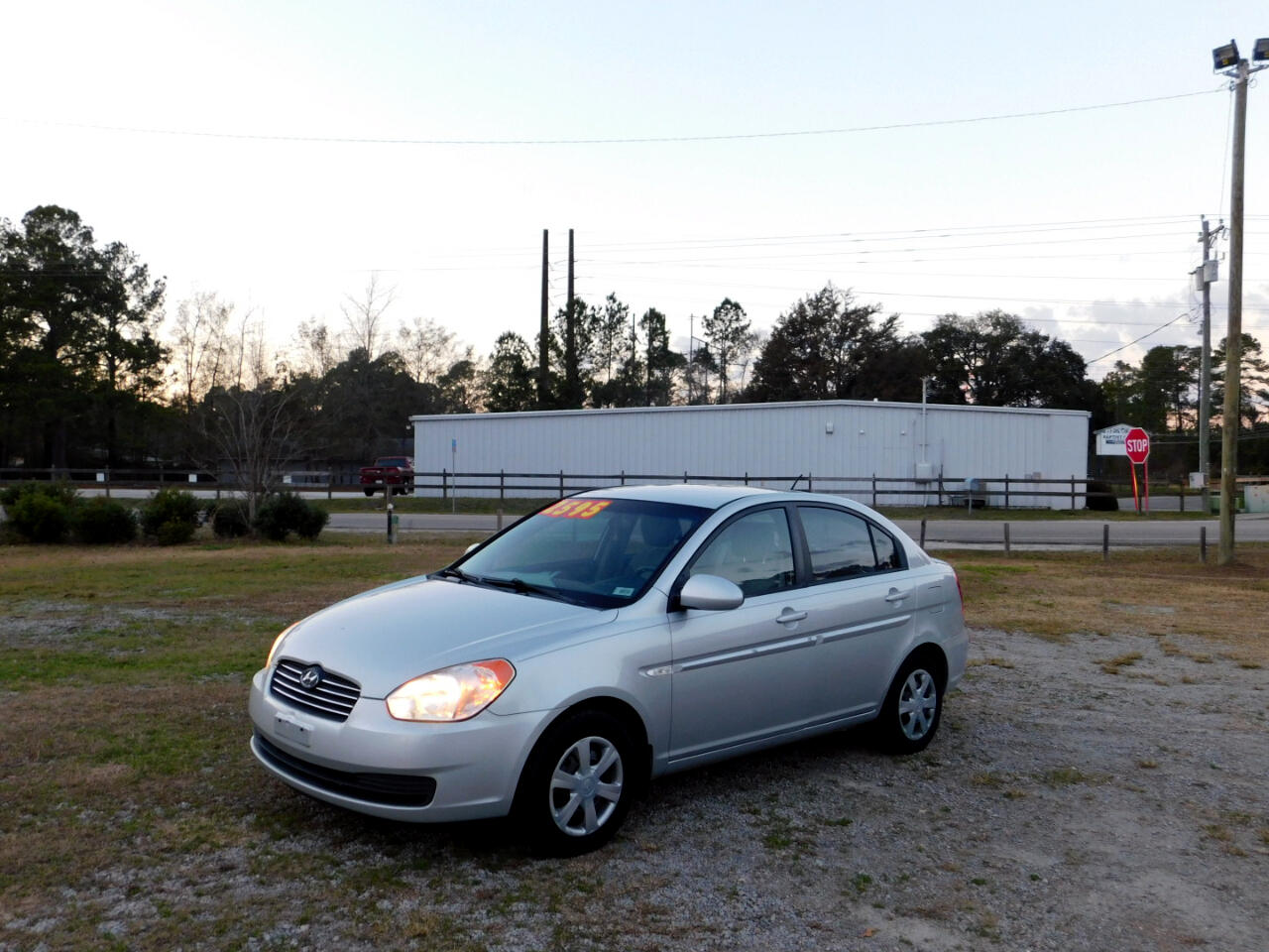 Hyundai Accent GLS 4-Door 2007