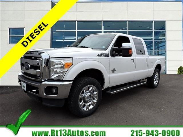 2013 Ford F-250 SD Lariat