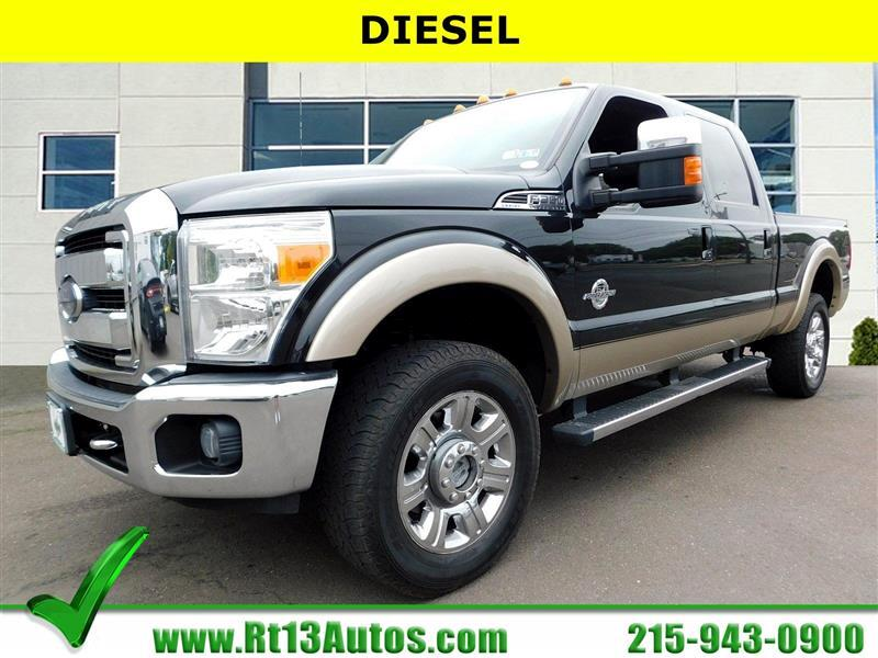 2013 Ford F-350 SD Lariat