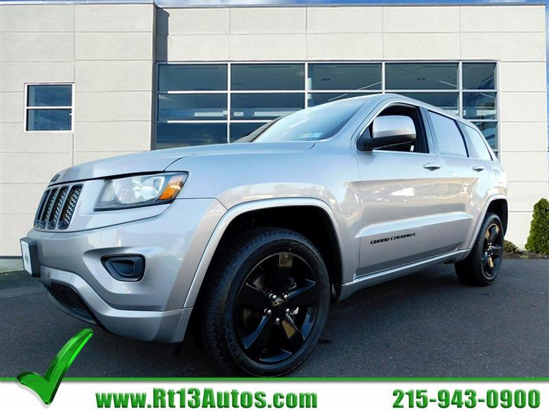 2015 Jeep Grand Cherokee Altitude