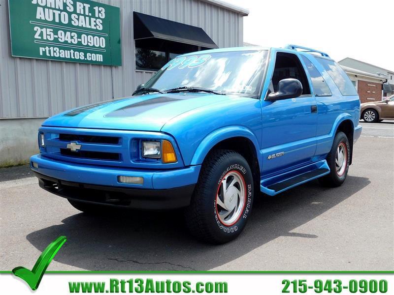 1995 Chevrolet Blazer LS