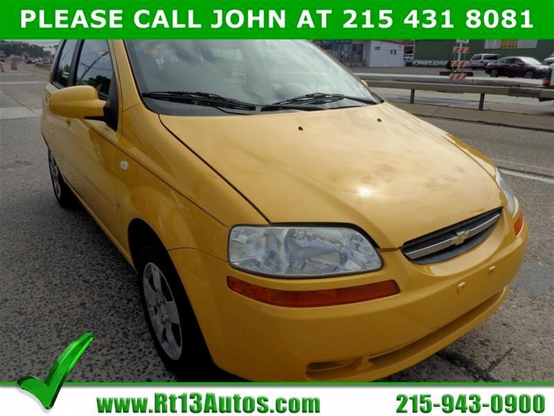 Chevrolet Aveo5  2007