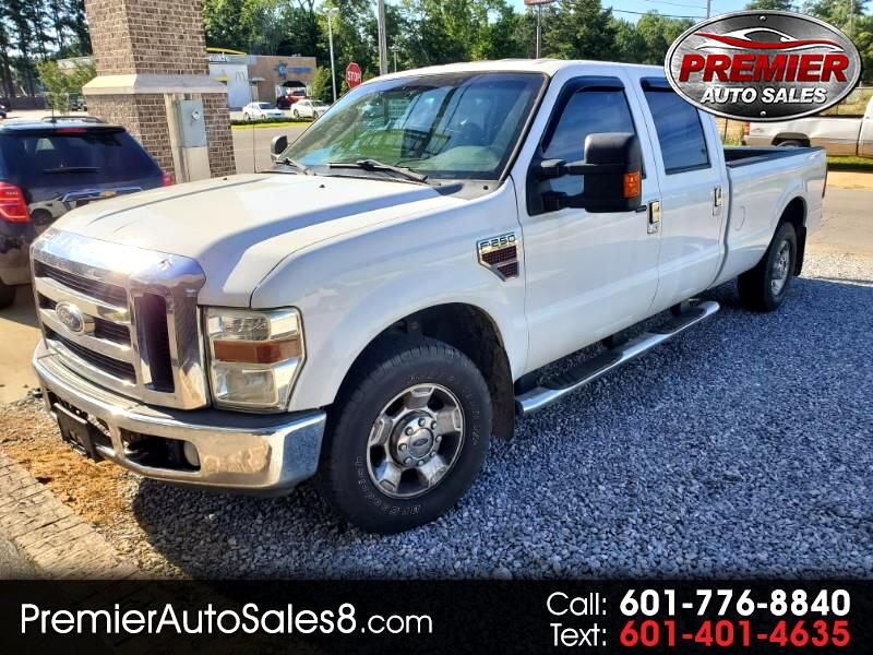 2008 Ford F-250 SD XLT Crew Cab Long Bed 2WD