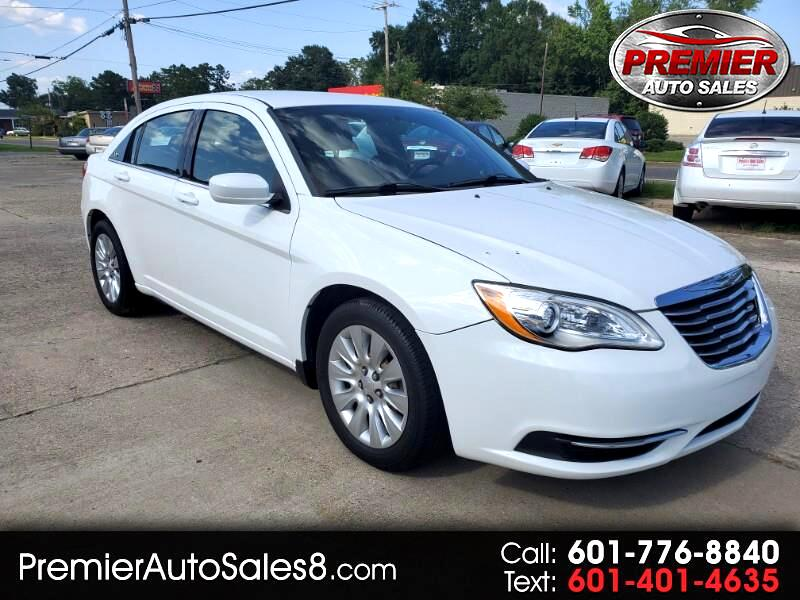 Chrysler 200 LX 2014