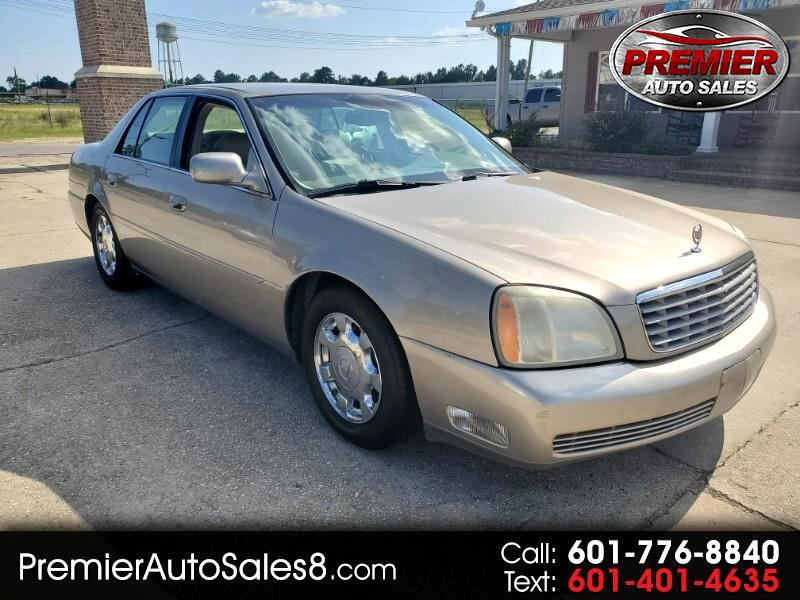 2004 Cadillac DeVille Touring