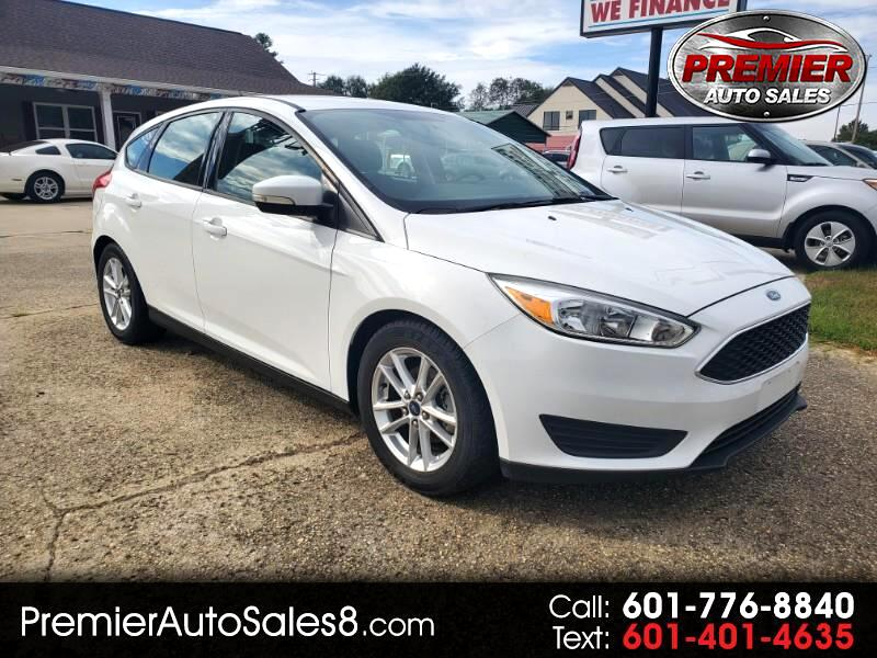 2015 Ford Focus SE Hatch