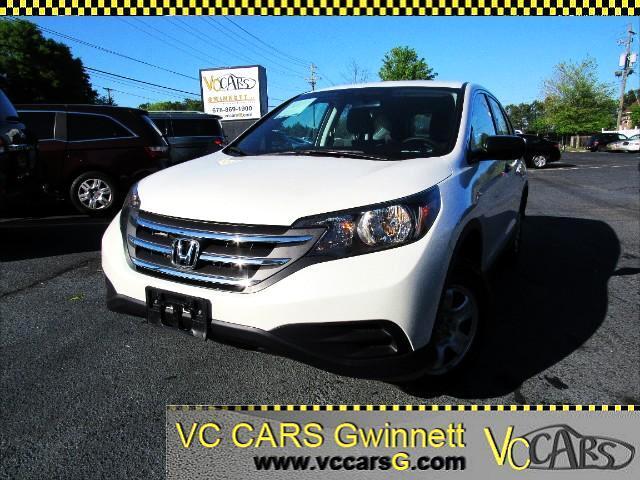 2014 Honda CR-V LX 4WD 5-Speed AT