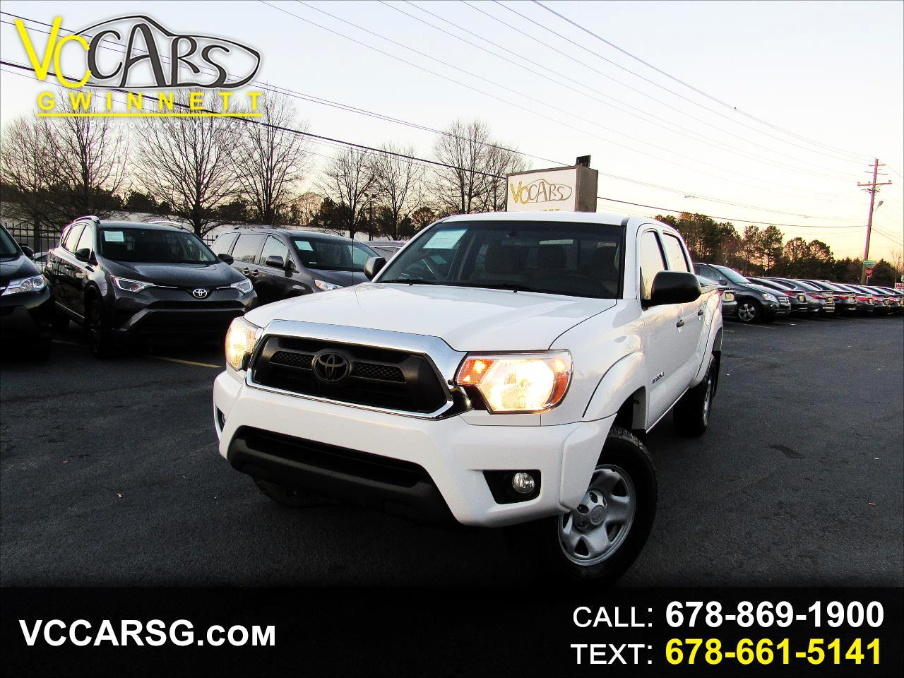 2015 Toyota Tacoma PreRunner Double Cab 2WD