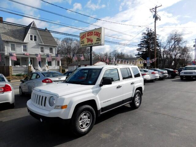2011 Jeep Patriot 4WD