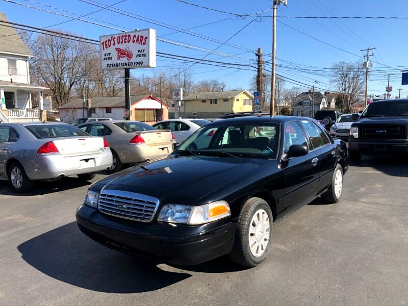 Ford Crown Victoria  2008