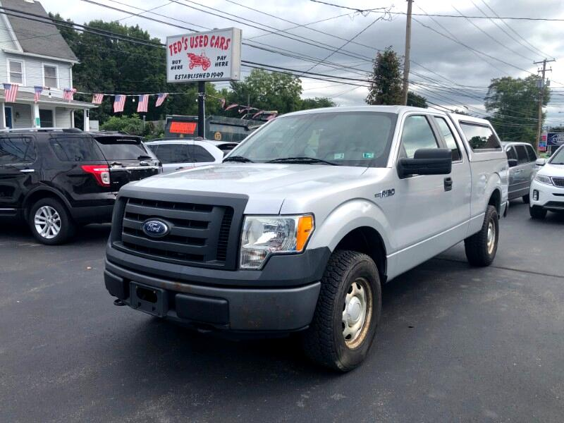 Ford F150 XLT Supercab 4WD 2010
