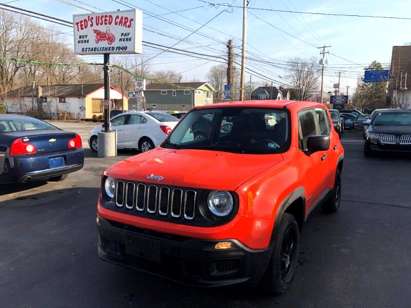 Jeep Renegade Sport 4WD 2017