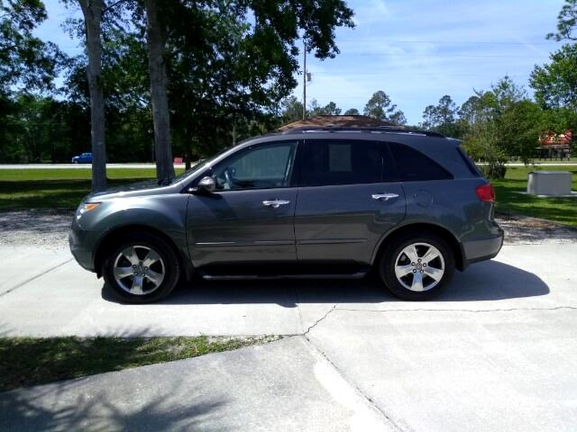 2007 Acura MDX 4dr SUV AT Touring RES w/Navi