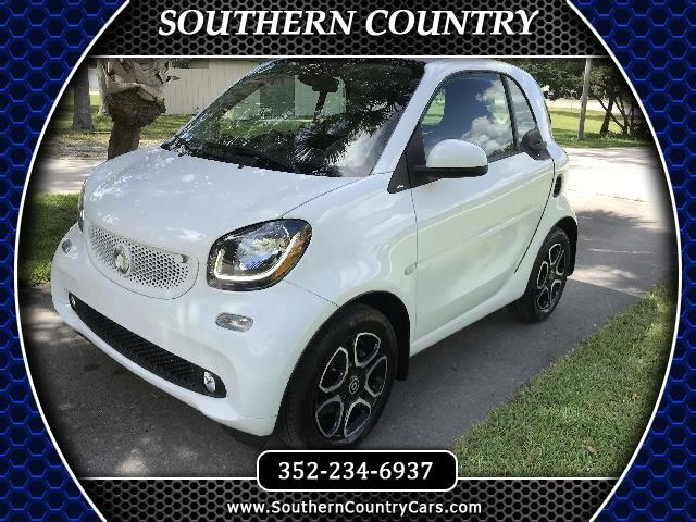 2016 smart Fortwo 2dr Cpe Prime