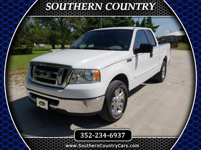 "2008 Ford F-150 2WD SuperCab 133"" Lariat"