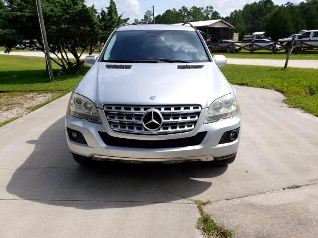 2009 Mercedes-Benz M-Class RWD 4dr 3.5L