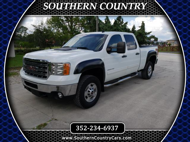 2012 GMC Sierra 2500HD SLE Crew Cab Short Bed 4WD
