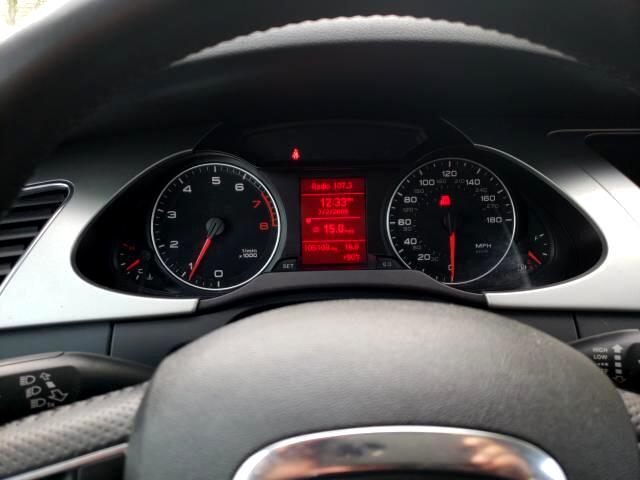 2010 Audi A4 4dr Sdn Man quattro 2.0T Premium  Plus