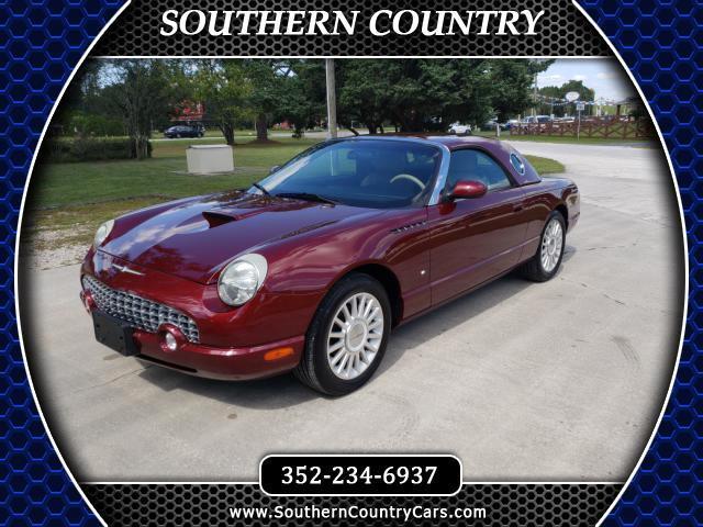 2004 Ford Thunderbird 2dr Convertible Premium