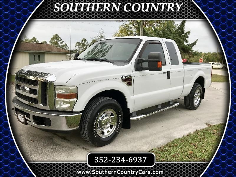 "2008 Ford Super Duty F-250 SRW 2WD SuperCab 142"" Lariat"