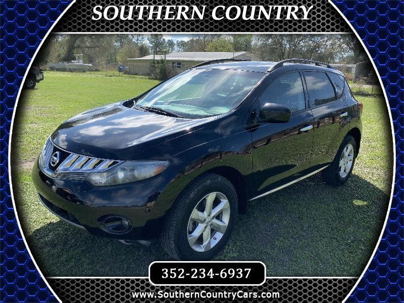 2009 Nissan Murano 2WD 4dr SL