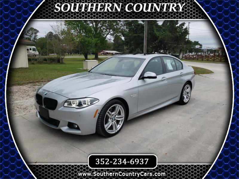 2014 BMW 5 Series 4dr Sdn 535d xDrive AWD