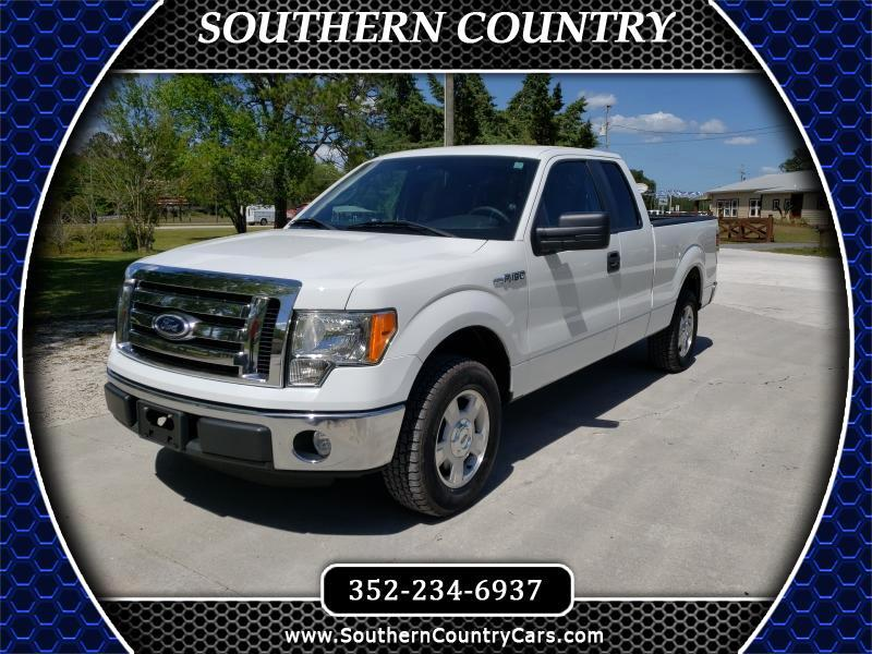 2012 Ford F-150 2WD SuperCab 145