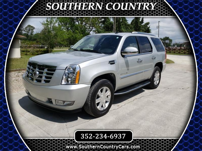 2011 Cadillac Escalade AWD 4dr Base