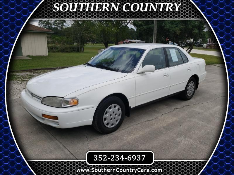 1996 Toyota Camry 4dr Sdn XLE Auto