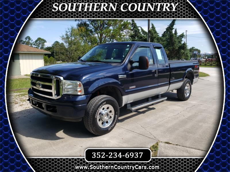 2006 Ford Super Duty F-250 Supercab 158