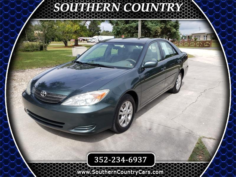 2004 Toyota Camry 4dr Sdn LE V6 Auto (Natl)