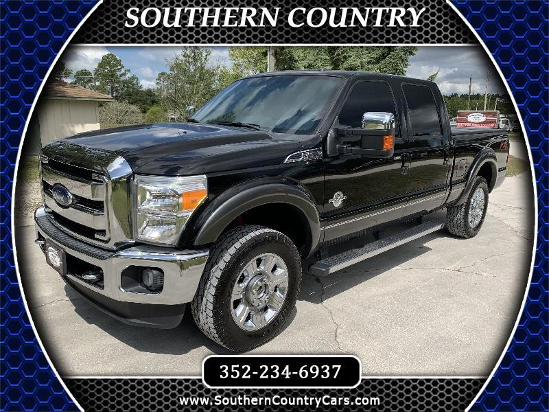 2016 Ford Super Duty F-250 SRW 4WD Crew Cab 156