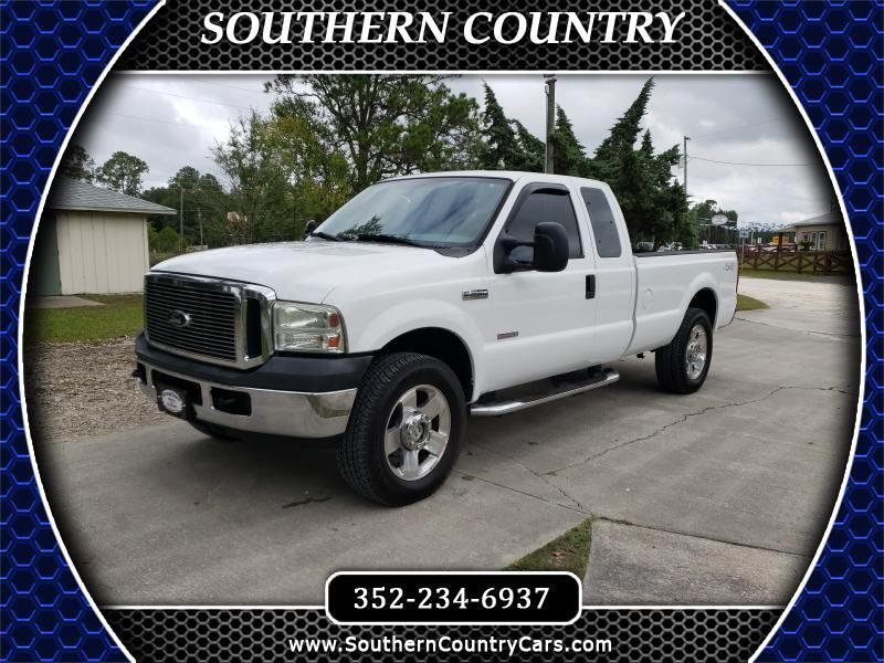 "2006 Ford Super Duty F-250 Supercab 142"" XL 4WD"