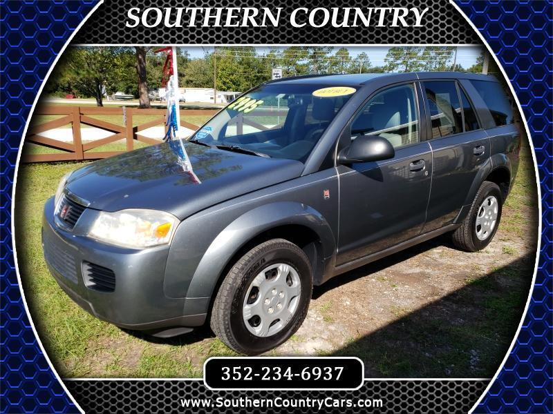 2006 Saturn VUE 4dr I4 Manual FWD