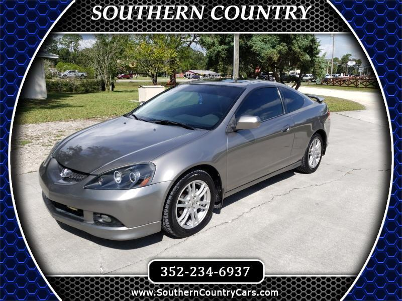 2006 Acura RSX 2dr Cpe MT Leather