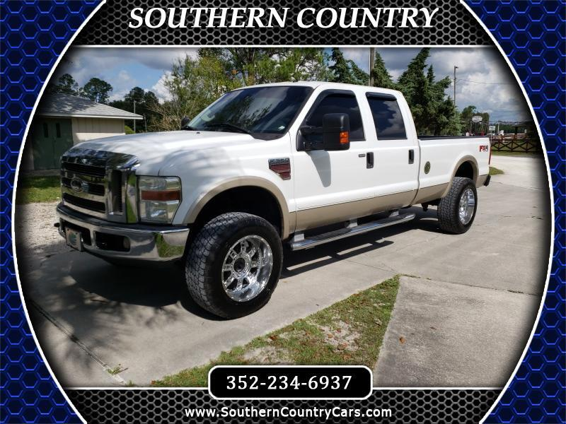 2008 Ford Super Duty F-350 SRW 4WD Crew Cab 172